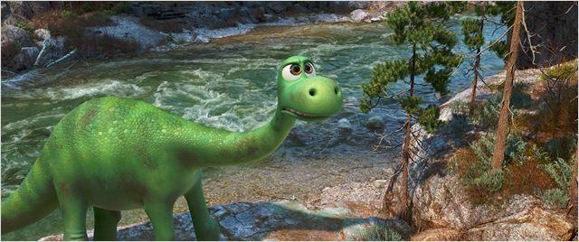 Arlo, el apatosaurio