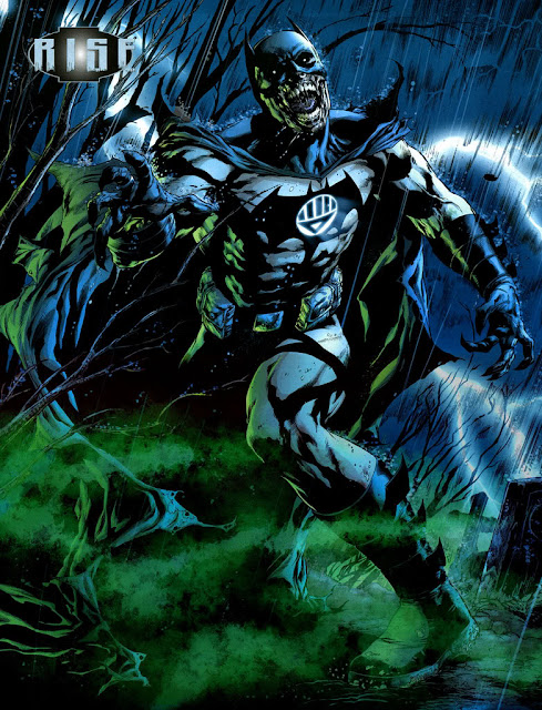 Blackest Night - Batman