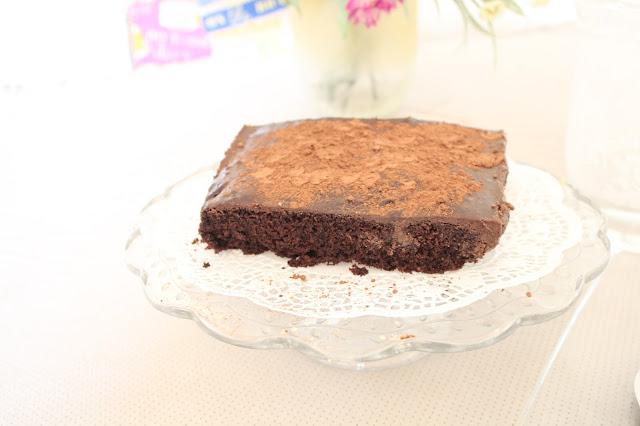 IMG 2810 - עוגת שוקולד לפסח