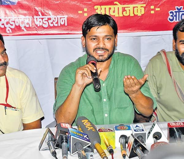 Kanhiaya in Patna