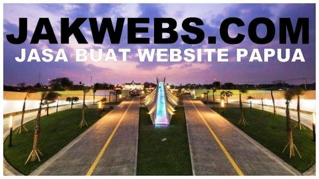 JASA PEMBUATAN WEBSITE DI PAPUA