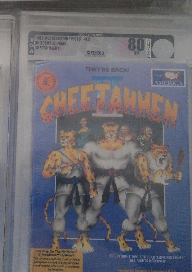 cheetahmen 2 nes