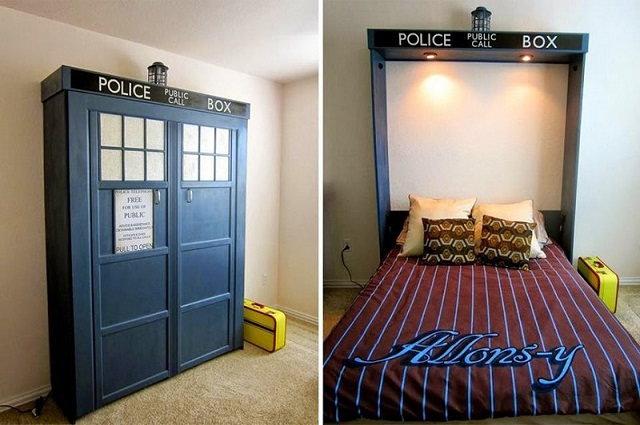 how to make murphy bed
