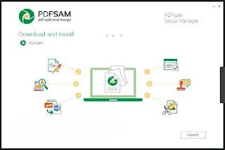 برنامج, لدمج, وتقسيم, بى, دى, اف, PDFsam ,Basic, أحدث, إصدار