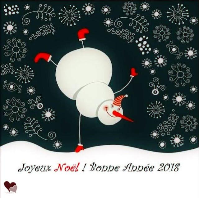 Joyeux Noël & Bonne et Heureuse Année