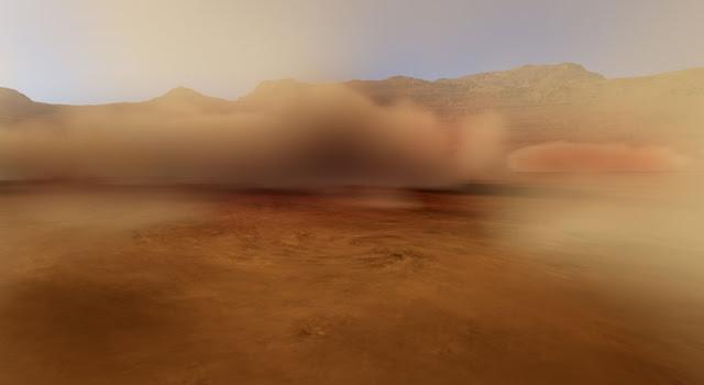 Binjakët-stuhi rëre