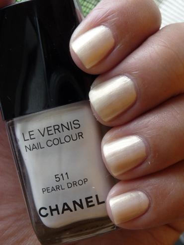 Di Notte Mi Vesto Chanel N5 Un Estate Perlata Chanel