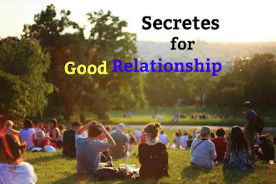 Good relationship thoughts