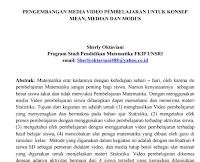 Contoh Jurnal Pendidikan Matematika Pdf Download Gratis Video