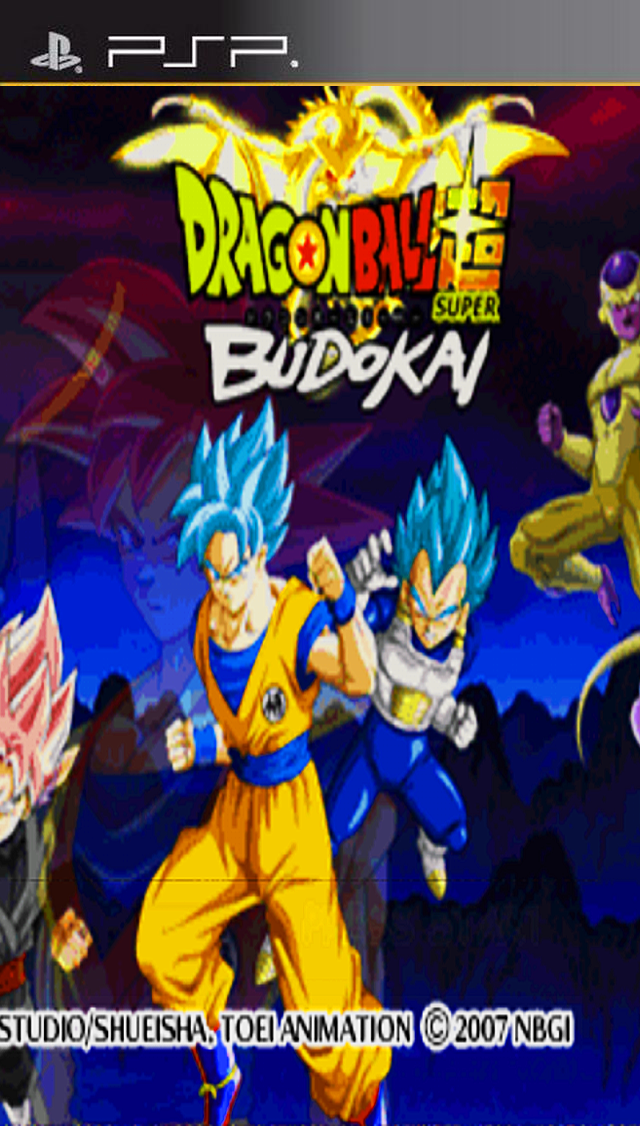 ROMs - Dragon Ball Super Shin Budokai - PSP Download