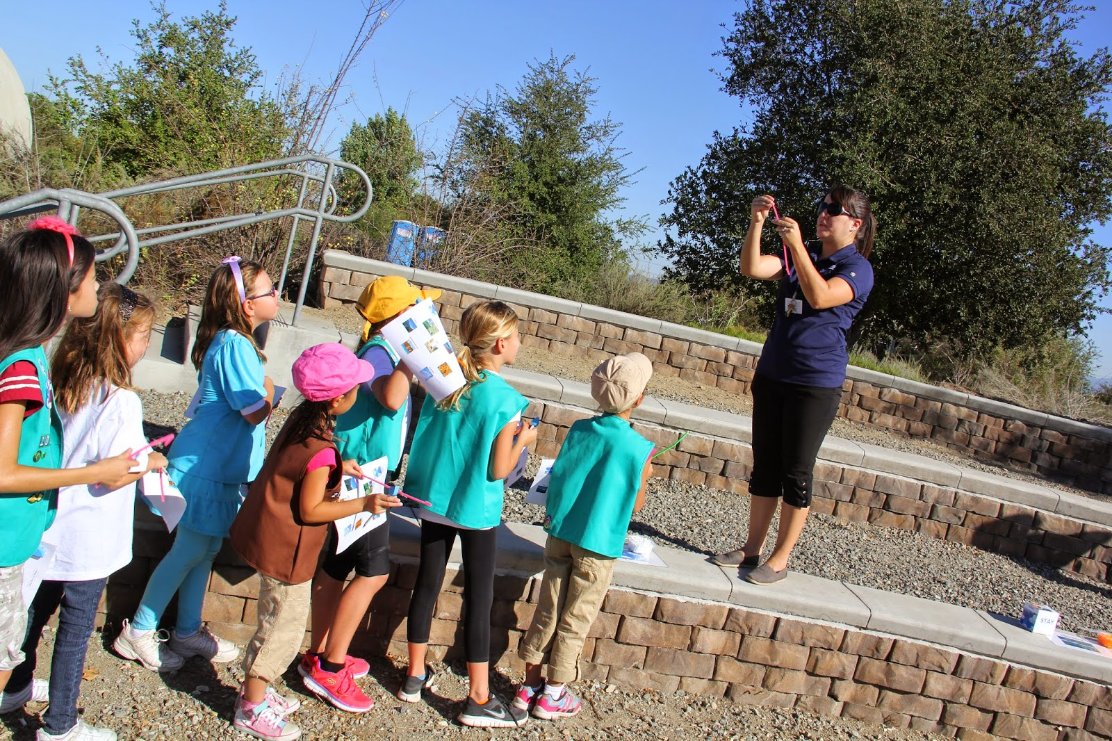 Chino Creek Wetlands And Educational Park September