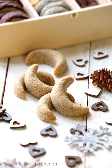 croissants vanille , vanillekipferl , bredele ,Christophe Felder