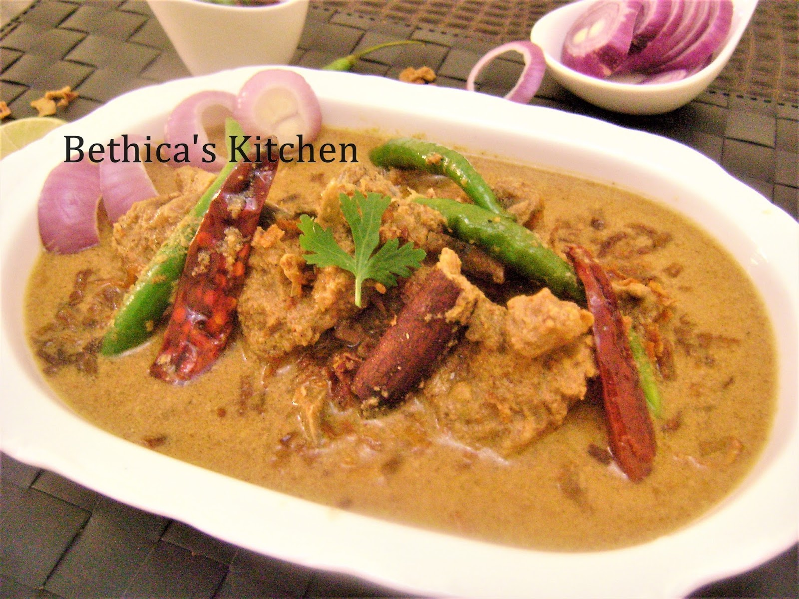 how to cook mutton rezala