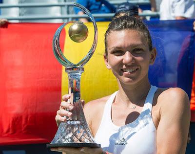 TENIS - Masters 1000 Canadá femenino 2016: Simona Halep alza en Canadá su tercer trofeo del año