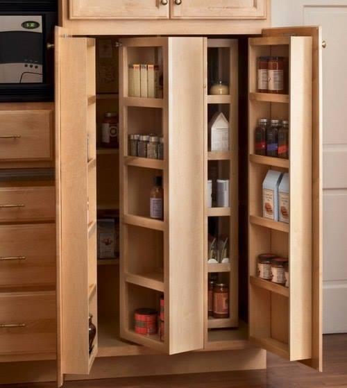 Creative%2BKitchen%2BCabinets%2BDisplay%2B%2526%2BStorage%2BShelving%2BUnits%2BSolutions%2B%2B%252827%2529 30 Creative Kitchen Cabinets Display & Storage Shelving Units Solutions Interior