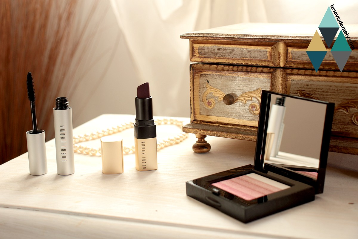 avis et test maquillage luxe Bobbi Brown