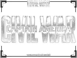 gambar logo captain america civil war