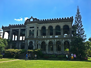 The Ruins in Talisay City, Negros Occidental