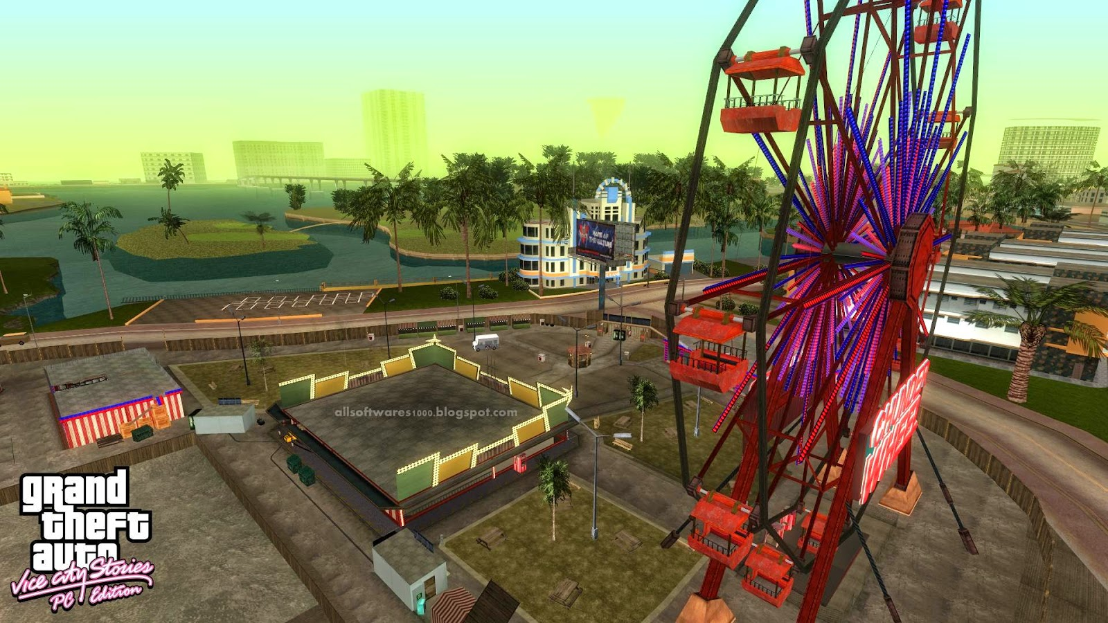 Gta vice city ultimate stunter trainer + free download link youtube.