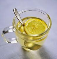 gå ner i vikt med citronvatten