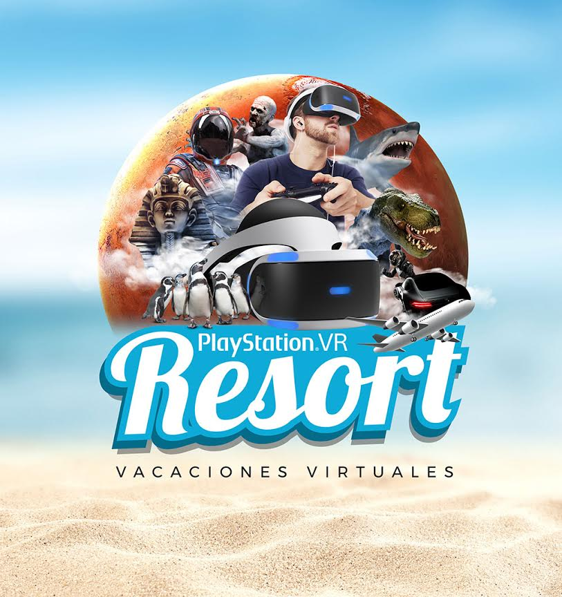 PlayStation nos invita a PlayStation VR Resort, una auténtica experiencia de realidad virtual en Madrid