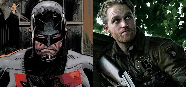 """Foto do set de """"Falcão e Soldado Invernal"""" revelam que Wyatt Russell é próximo Capitão América"""