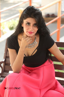 Telugu Actress Harini Stills at Dhyavudaa Movie Teaser Launch  0326.JPG