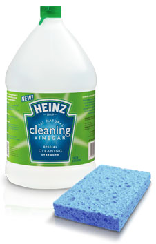 going green with heinz cleaning vinegar cleaning the garbage disposal heinzvinegar will cook. Black Bedroom Furniture Sets. Home Design Ideas