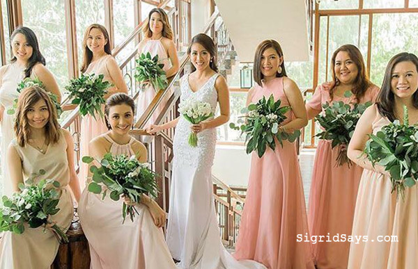 wedding gowns - carmeli bantug - Bacolod wedding suppliers