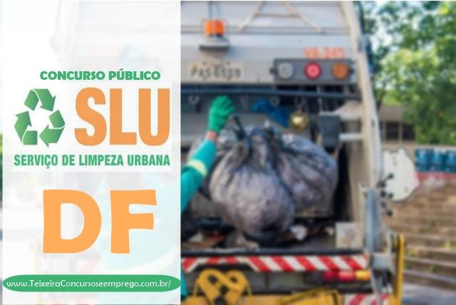 edital SLU DF 2019