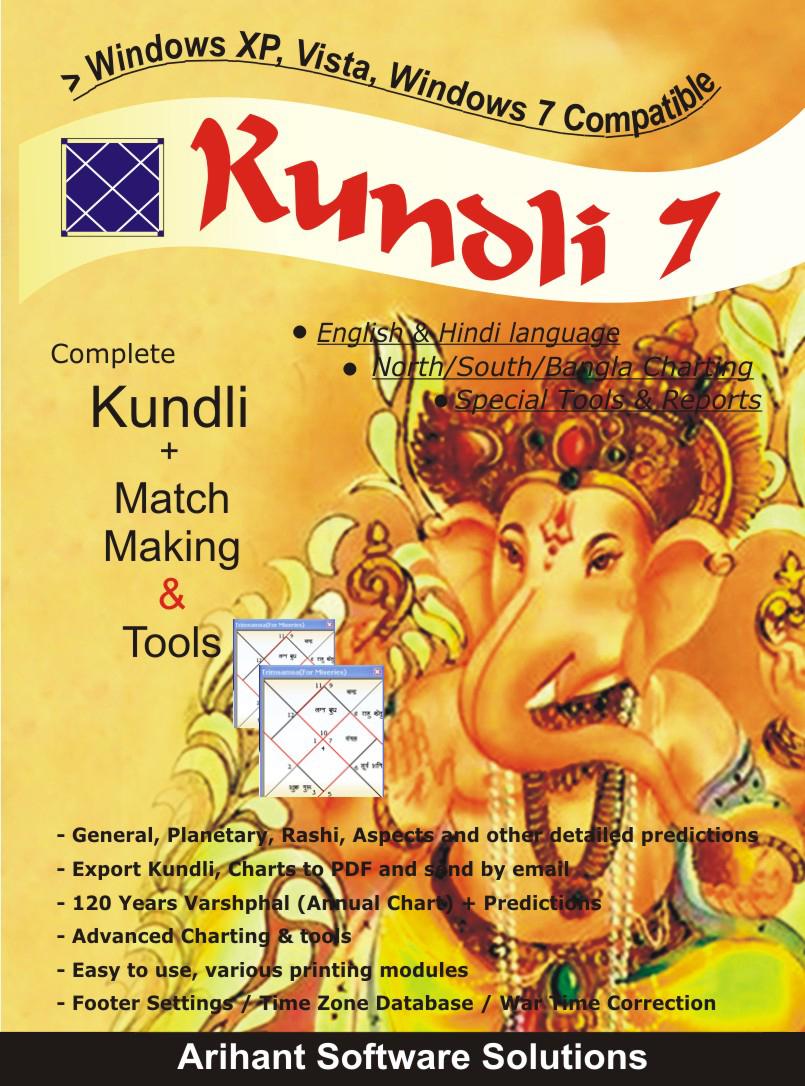 Meilleur Kundli match Making Software Téléchargement gratuit
