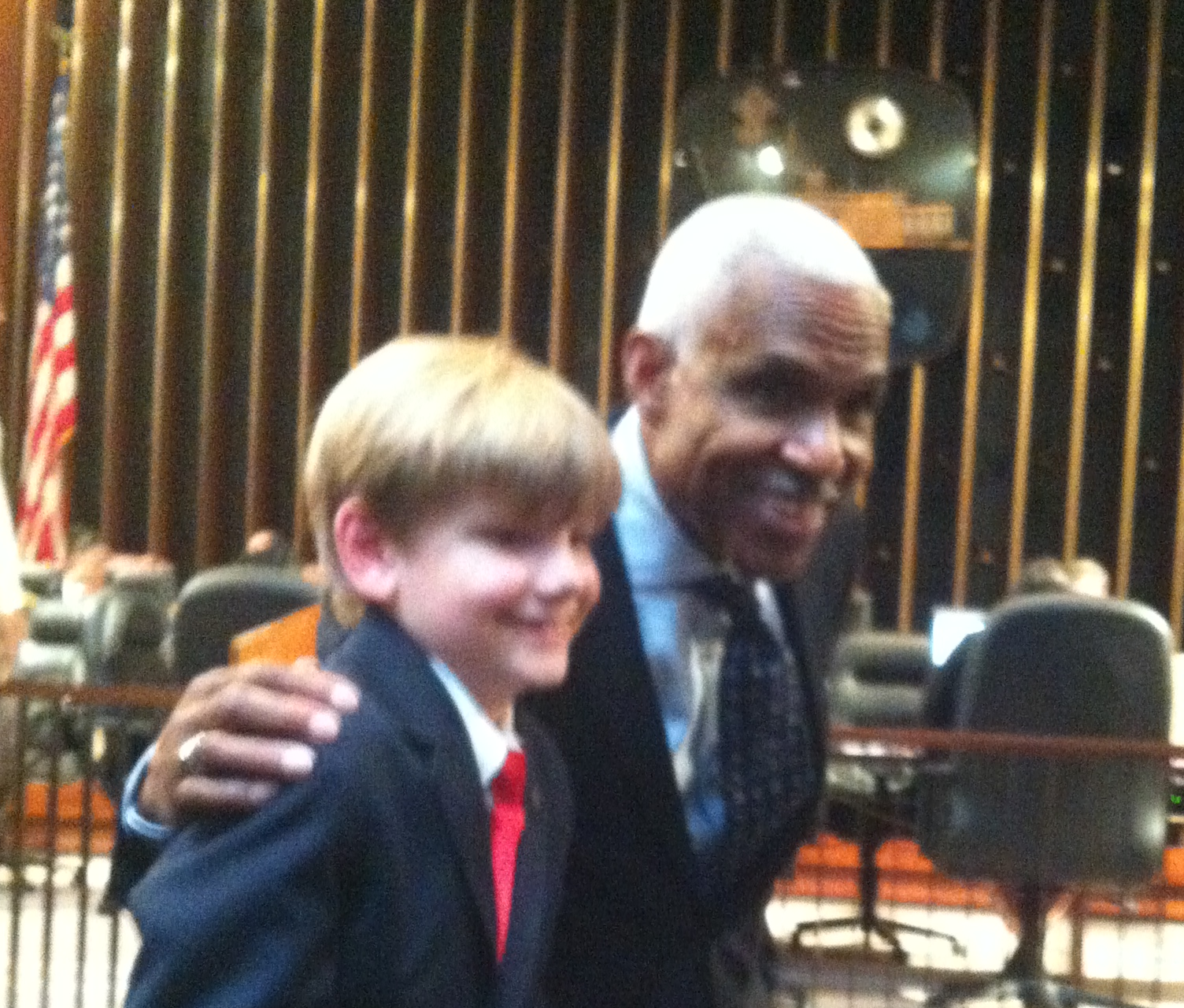 Logan and Memphis Mayor