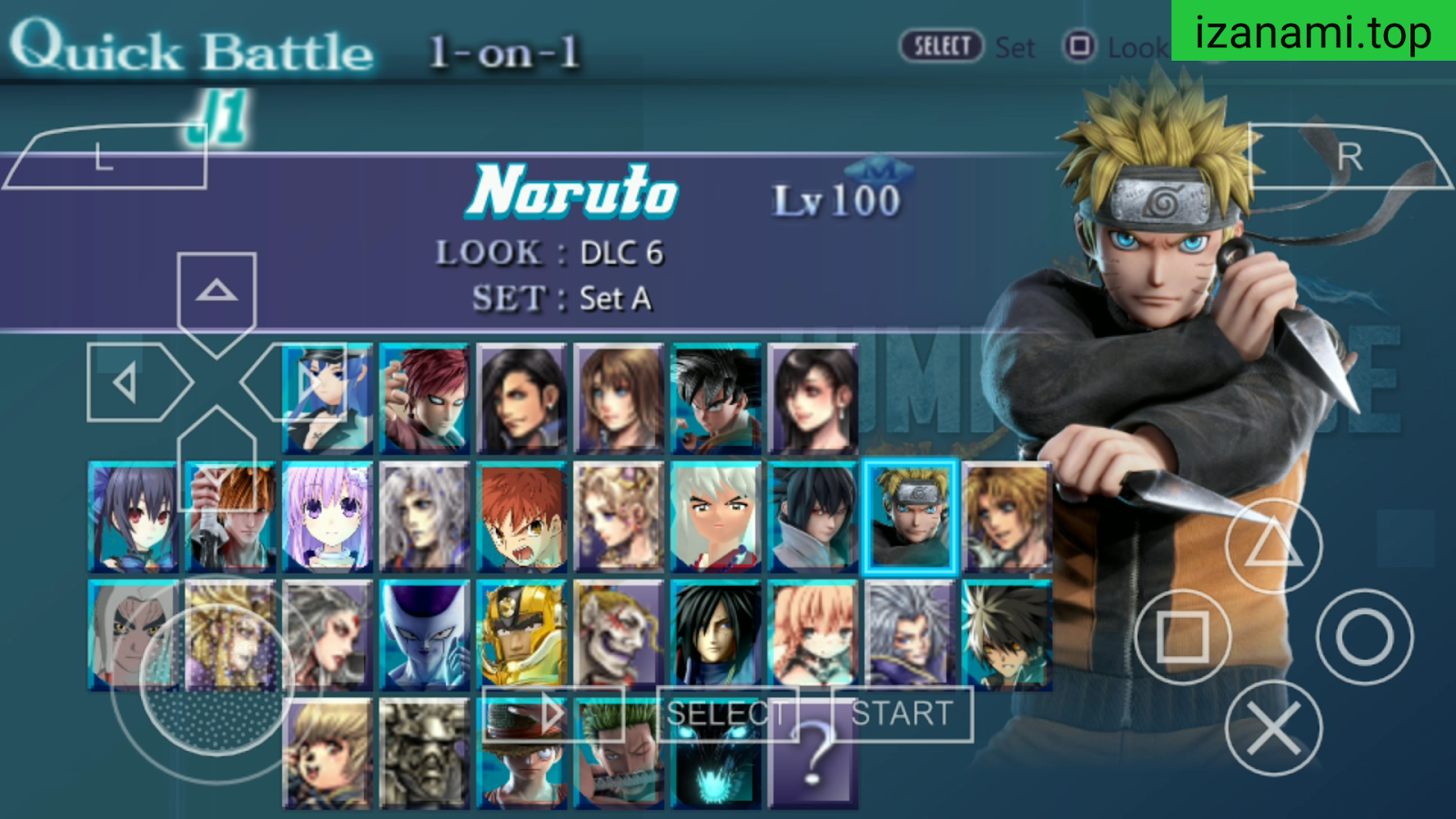How to Download Dissidia012 PPSSPP Mod (Naruto Jump Force) Offline