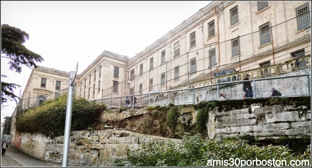 La Prisión de Alcatraz