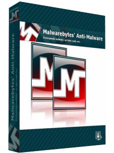 برنامج مجانى وسريع لمكافحة الفيروسات والبرامج الضارة Malwarebytes' Anti-Malware1.75