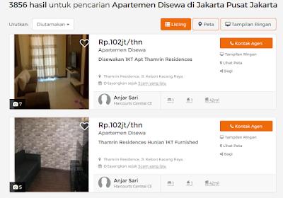 Sewa Apartemen Pilihan Untuk Penginapan saat Liburan