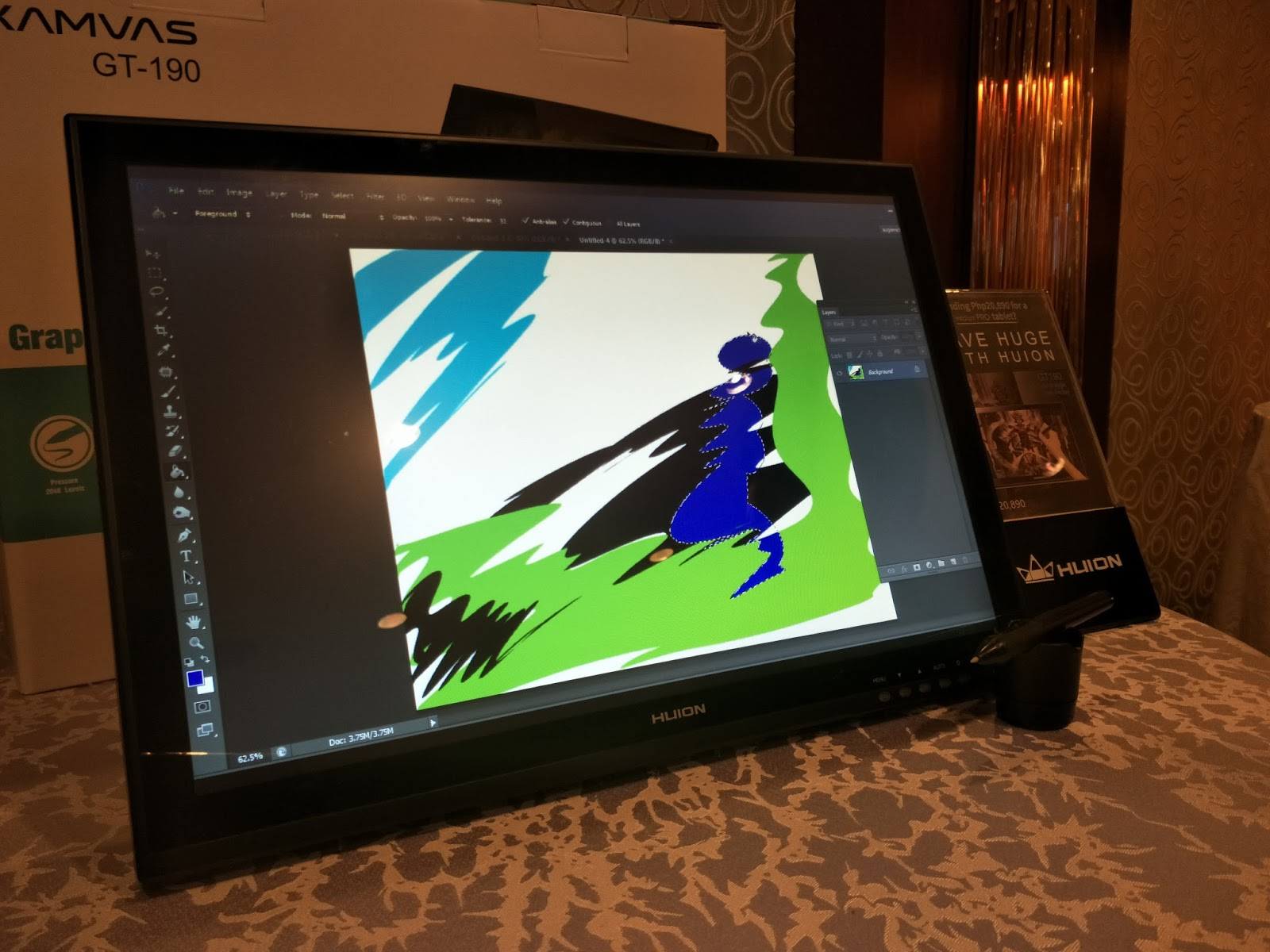 Huion Drawing and Animation Tools Soon to be Available in