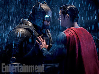 Batman v Superman Dawn of Justice fight scene