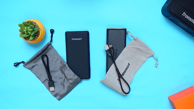 tronsmart pbt12 powerbank review