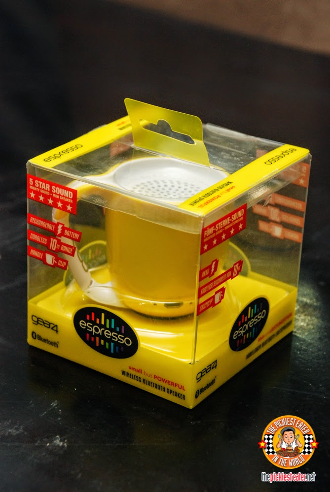 gear4 espresso speakers yellow
