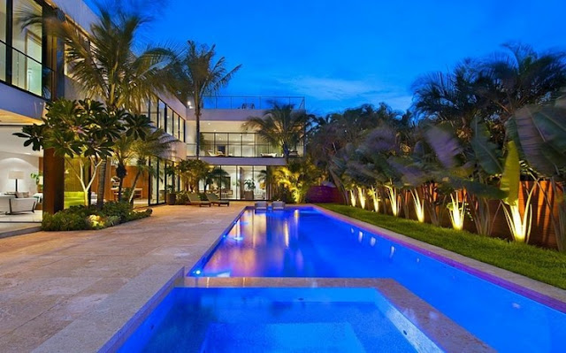 Luxury home in Miami Beach - Florida