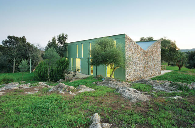 House in Mallorca [architectural digest]