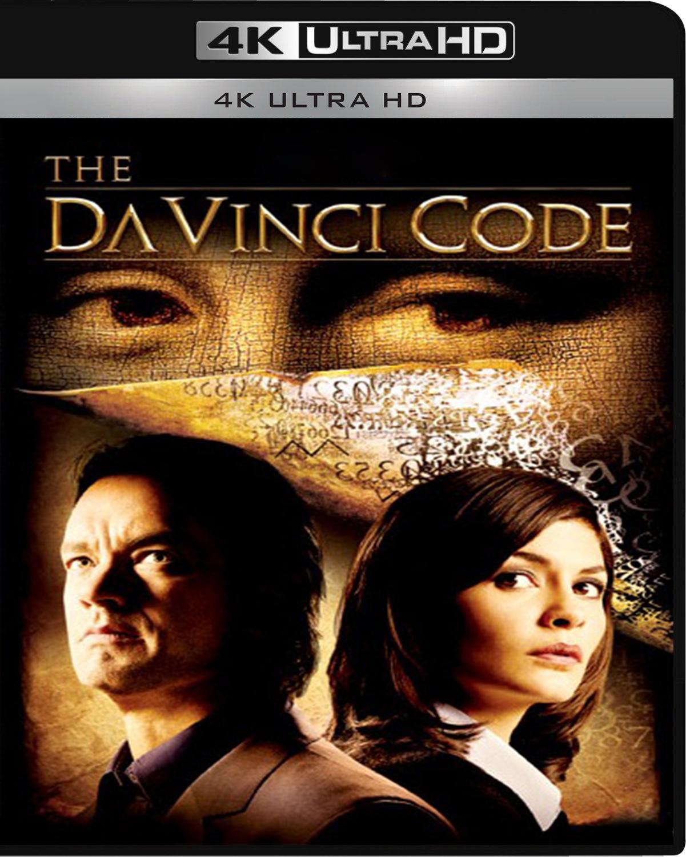 The Da Vinci Code [2006] [UHD] [2160p] [Latino – Castellano]