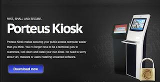 Lançado o GNU/Linux Porteus Kiosk 4.2.0