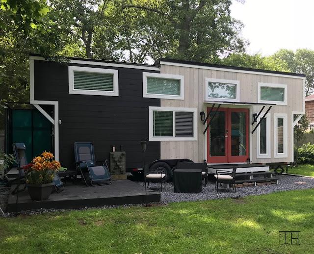 Bridgehampton tiny house - Tiny Hampton