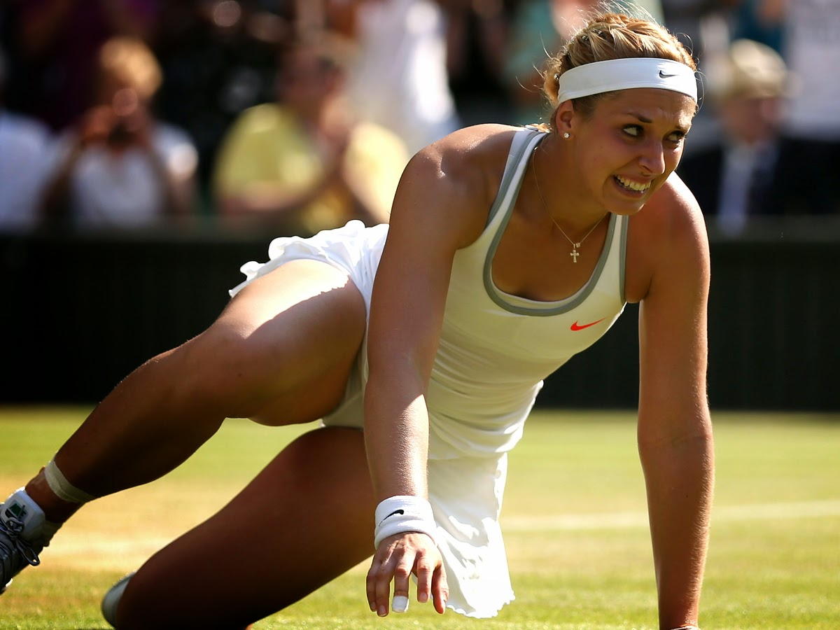 Is a cute Sabine Lisicki nude (34 images), Sexy