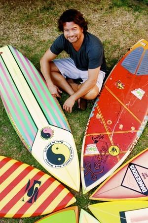 Board Collector Epic Eighties Surfboard Retrospective