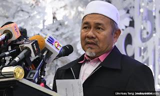 Mahathir Ada Beranikah Sahut Seruan Pas Ini?