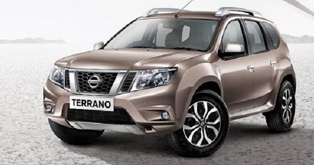 2016 Nissan Terrano Redesign