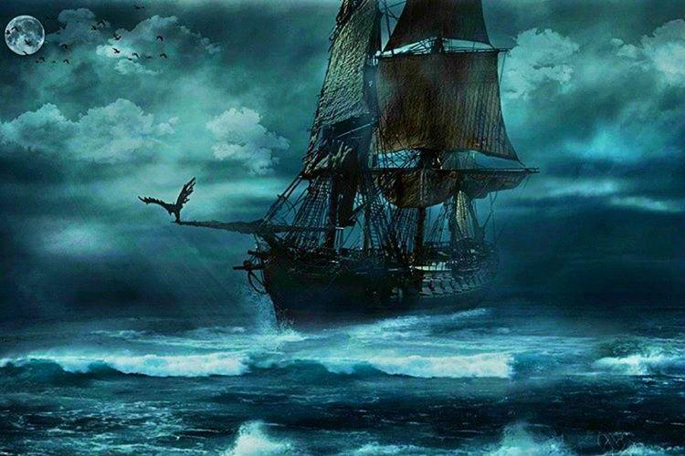 Mary Celeste'in önceki adı Amazon'du, daha ilk seyahatinden kötü şöhretini edinmeyi başarmıştı.